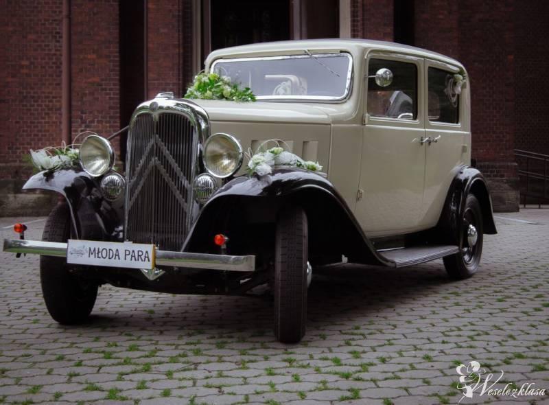 Wynajem Samochodów Zabytkowych auto do ślubu, Tarnowskie Góry - zdjęcie 1