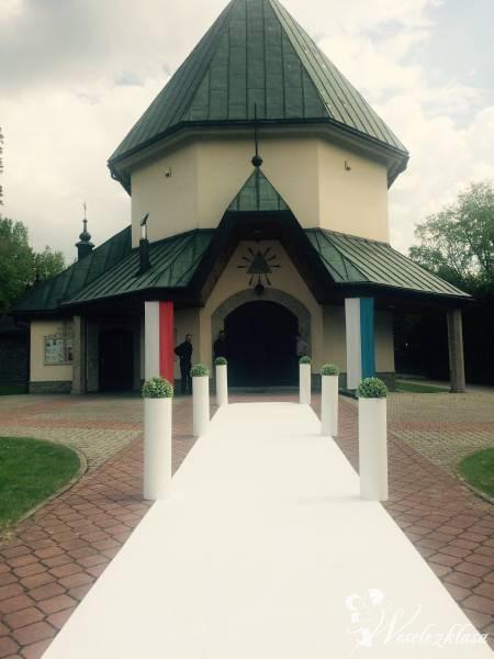 Jafa - Biały dywan wynajem, WESELA, Śluby, Warszawa - zdjęcie 1
