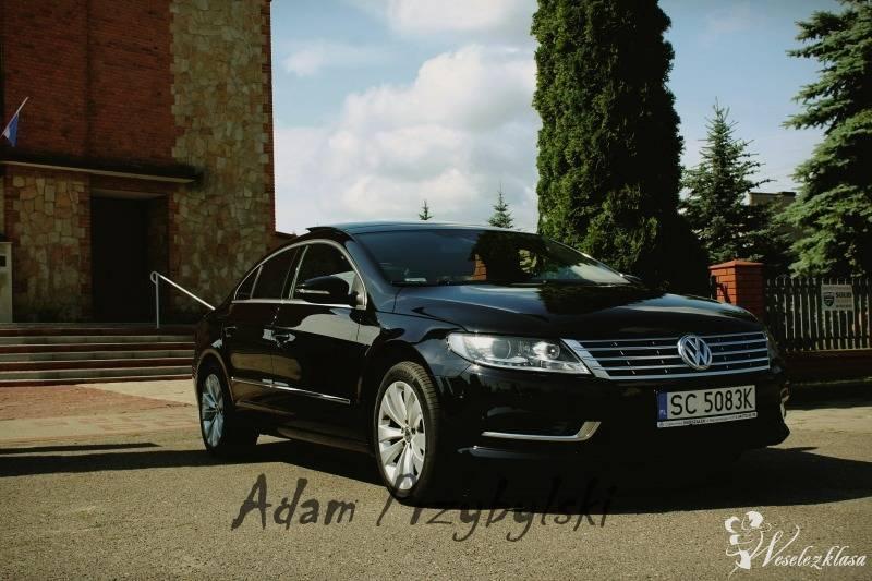 Samochody do ślubu VW CC Zapraszam, Radomsko - zdjęcie 1