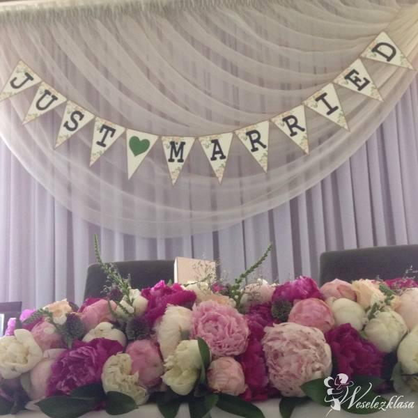 Florystyka - wiązanki ślubne, dekoracje ślubne i na wesele, Warszawa - zdjęcie 1