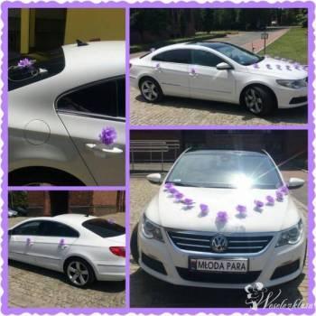 Auto do ślubu, imprezy okolicznościowe. Passat CC, Samochód, auto do ślubu, limuzyna Szczawno-Zdrój