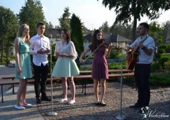 Zespół damsko-męski +skrzypce +gitara +organistka, Oprawa muzyczna ślubu Łomża