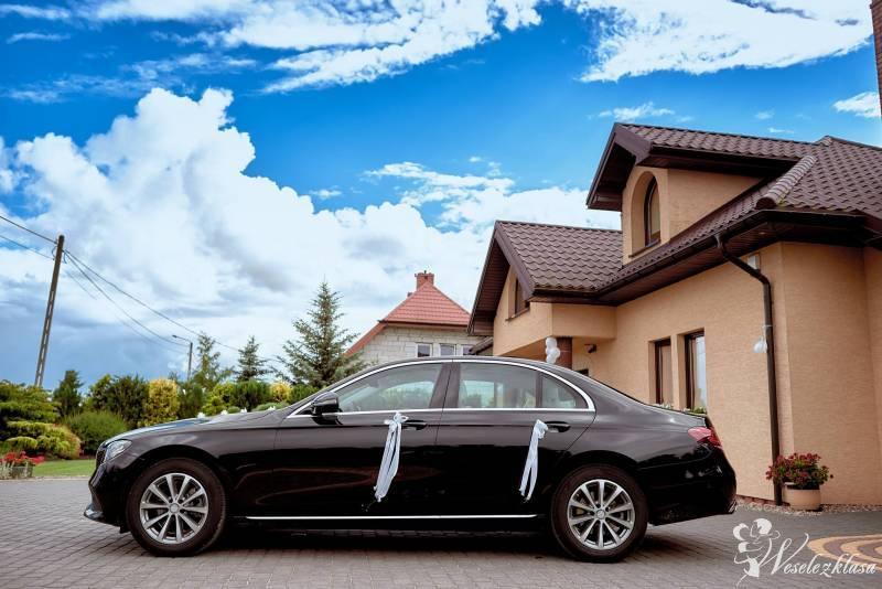 Zawiozę Do Ślubu Najnowszym Mercedesem Klasy E, Łomża - zdjęcie 1