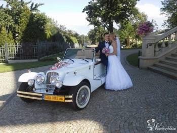 Samochód retro do ślubu wynajem Alfa Romeo cabrio, Samochód, auto do ślubu, limuzyna Kraków