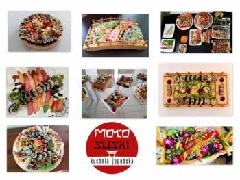MotoSushi - catering sushi, Catering Rypin