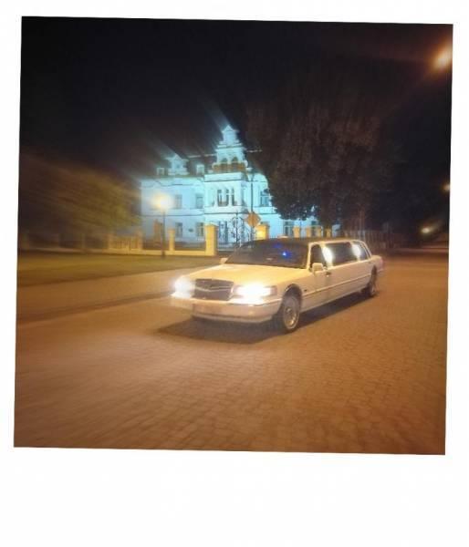 Limuzyna - Lincoln Town Car, Białystok - zdjęcie 1
