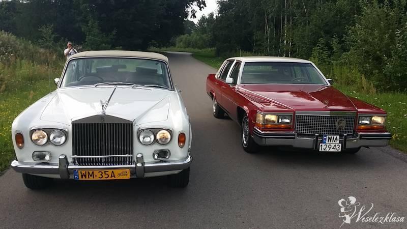 Zabytkowe samochody: Rolls-Royce, Daimler,Cadillac, Mińsk Mazowiecki - zdjęcie 1