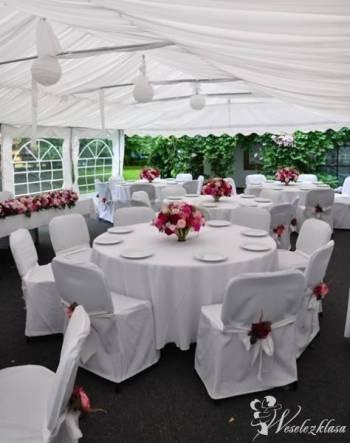 Wesela w plenerze, weselne namioty z wyposażeniem,, Wedding planner Rumia
