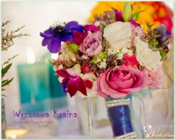 Kwiaty na idealny Twój dzień, Bukiety ślubne Rzeszów