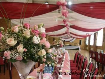 Dekoracje ślubne i weselne, Dekoracje ślubne Jaworzno
