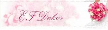 Profesjonalne i kreatywne dekoracje ślubne! , Dekoracje ślubne Wąsosz