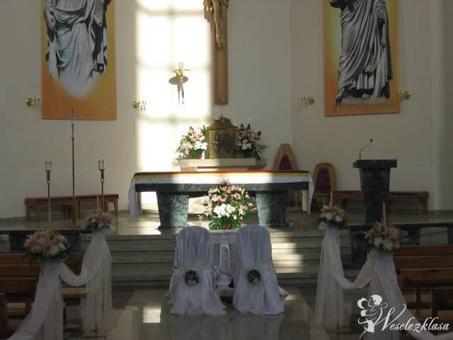 Kwiaciarnia Bożena: wiązanki ślubne, sale, kościół, Szczyrk - zdjęcie 1