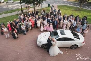 Auto do ślubu dla Młodej Pary-do wynajęcia MERCEDES, Samochód, auto do ślubu, limuzyna Wałcz