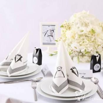 Najpiękniejsze dekoracje na ślub i wesele!, Artykuły ślubne Pniewy