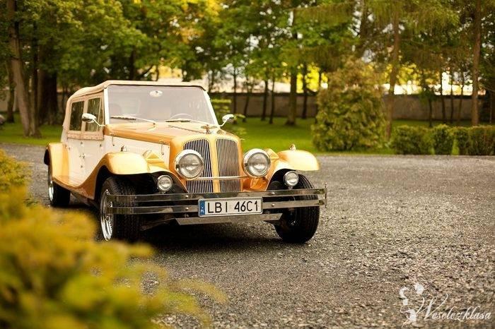 ŚLUBNE auta retro, Warszawa - zdjęcie 1