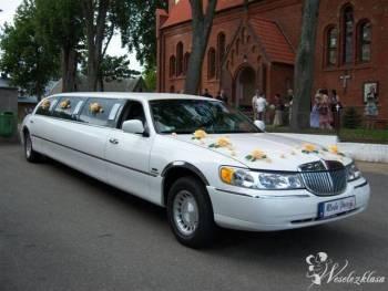 LimoLux Luksusowe Limuzyny Lincoln Town Car, Samochód, auto do ślubu, limuzyna Lębork