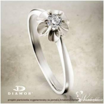 Diamor - brylanty oprawione w miłość, Obrączki ślubne, biżuteria Sulejówek