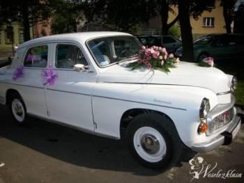 WARSZAWA, Samochód, auto do ślubu, limuzyna Nekla