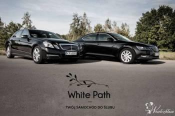 White Path samochód do ślubu , Samochód, auto do ślubu, limuzyna Dobczyce
