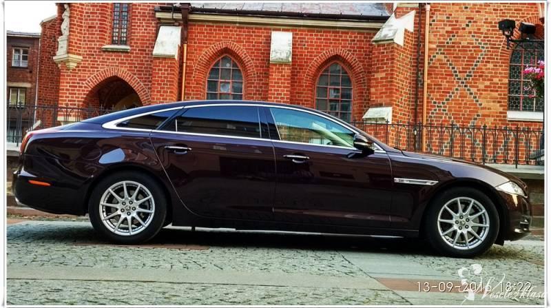 Luksusowe auto do ślubu najnowszy Jaguar XJL LONG, Radom - zdjęcie 1