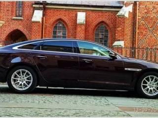 Luksusowe auto do ślubu najnowszy Jaguar XJL LONG,  Radom