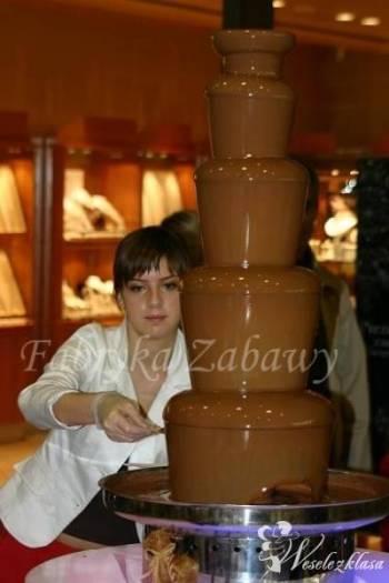 Fontanna czekoladowa, Czekoladowa fontanna Międzyrzec Podlaski