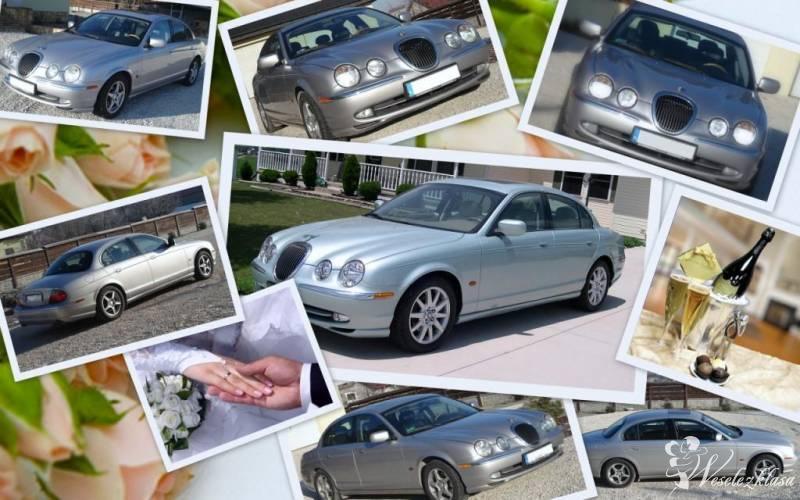 Jaguar S-Type prestiżowa limuzyna do ślubu, Kielce - zdjęcie 1