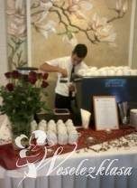Włoski barista na wesele! Bar kawowy na wesele!, Barista na wesele Limanowa