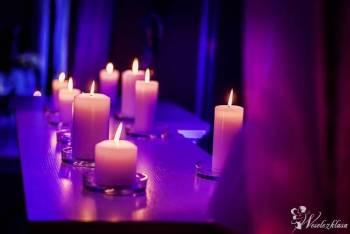Dekoracje Światłem - wesel, sal weselnych, Dekoracje światłem Czarna Białostocka