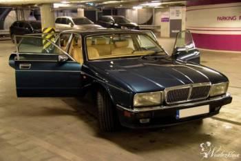 Piękny JAGUAR XJ40, Samochód, auto do ślubu, limuzyna Ścinawa
