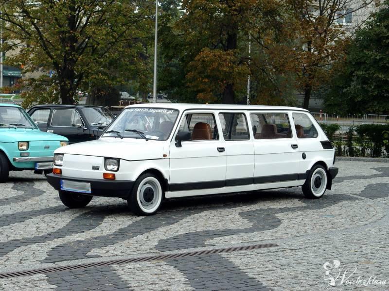 Fiat 126p Limuzyna - jedyny taki samochód w Polsce, Radomsko - zdjęcie 1