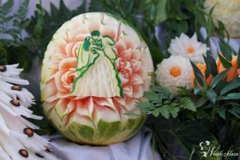 Carving-Art - rzeźbione owoce, Catering Jastarnia