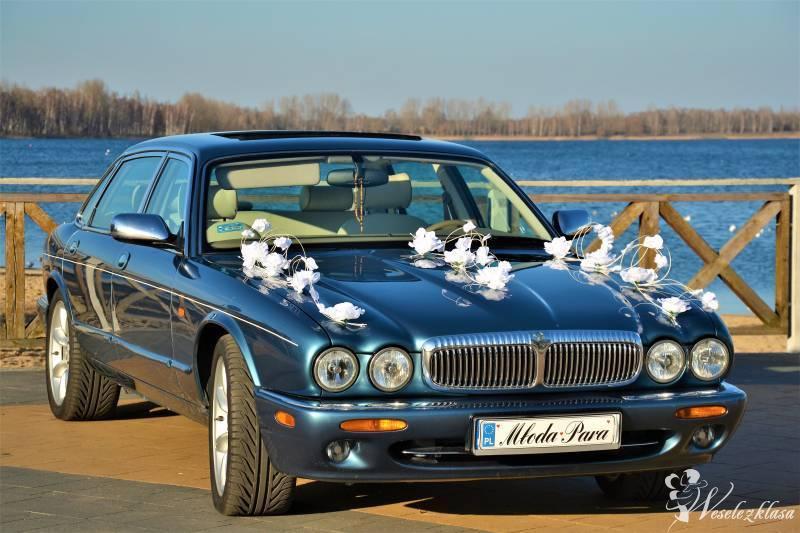 Stylowy Klasyk - Jaguar Daimler X300 ślub, wesele, Dąbrowa Górnicza - zdjęcie 1