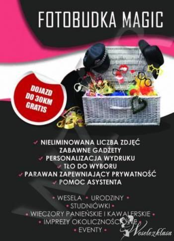 Fotobudka Magic Fontanna z Czekolady, Fotobudka, videobudka na wesele Pyskowice