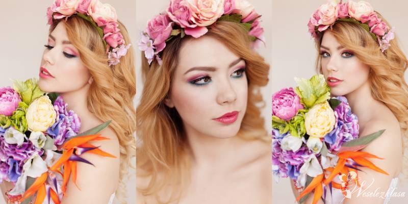 makijaż ślubny i okolicznościowy, stylizacja, Rzeszów - zdjęcie 1