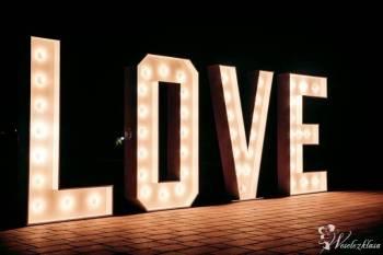 Napis LOVE do wynajęcia, Napis Love Lublin
