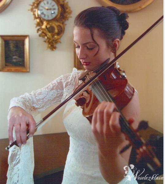 Skrzypce na ślubie skrzypek po studiach skrzypcowych, Cieszyn - zdjęcie 1