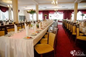 Wesele w HOTELU FENIX, Sale weselne Przemyśl