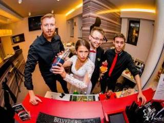 Barman na wesele - Drink Masters,  Gdańsk