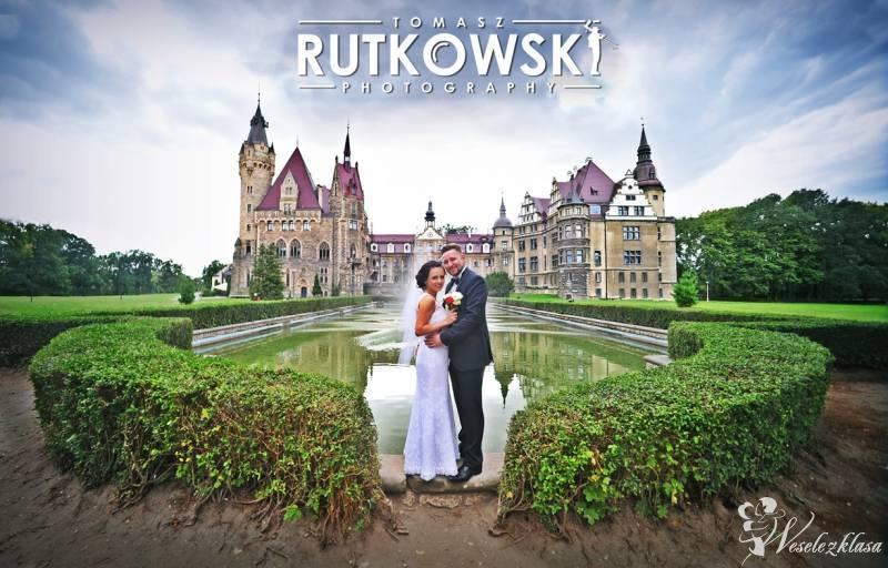 Profesjonalna fotografia ślubna - Tomasz Rutkowski, Bełchatów - zdjęcie 1