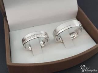 Pracownia Złotnicza Radosław Świeńciński -Obrączki, Obrączki ślubne, biżuteria Łomża