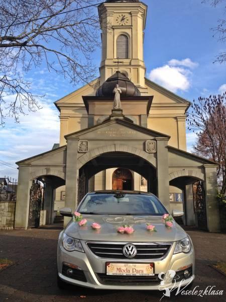 Auto do ślubu / VW Passat CC, Oświęcim - zdjęcie 1