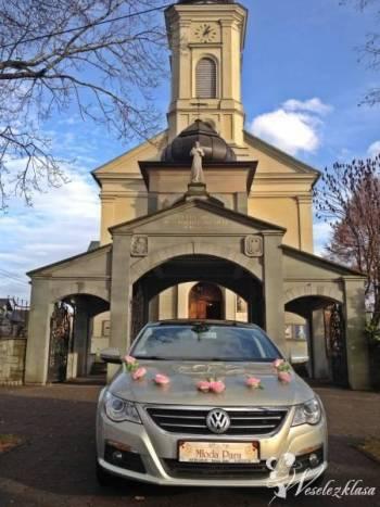 Auto do ślubu / VW Passat CC, Samochód, auto do ślubu, limuzyna Czchów