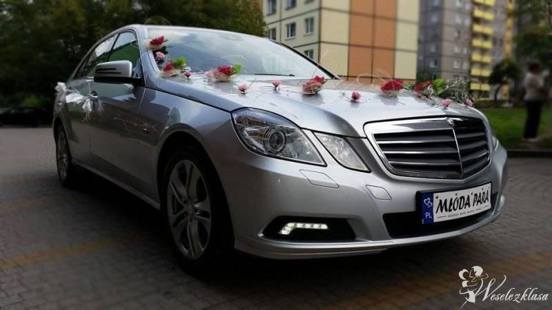 Samochód do ślubu - Mercedes E, Mercedes S., Bytom - zdjęcie 1