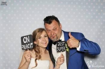 Fotobudka Snap-photo ATRAKCJA dla gości Wesele, Fotobudka, videobudka na wesele Bieżuń
