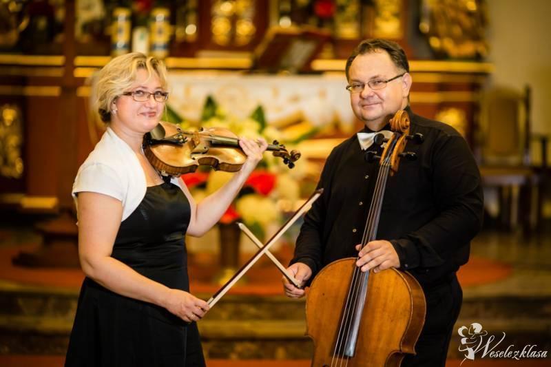 Skrzypce Wiolonczela Profesjonalna oprawa muzyczna ślubów, Lublin - zdjęcie 1