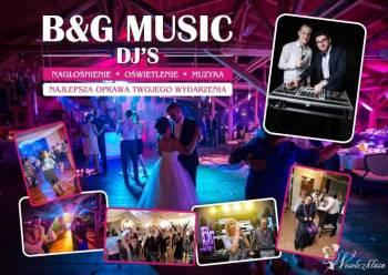 DJ (wodzirej) lub ZESPÓŁ na WESELE - B&G Music, DJ na wesele Szczawno-Zdrój
