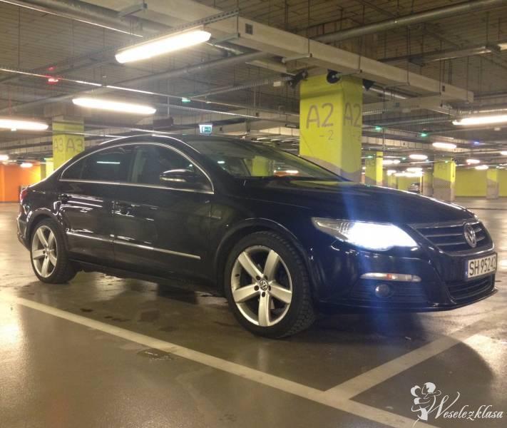 Sportowa Limuzyna do ślubu - VW CC, Chorzów - zdjęcie 1