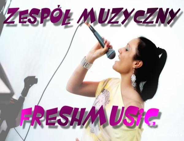 Zespół muzyczny FreshMusic + DJ, Jelenia Góra - zdjęcie 1