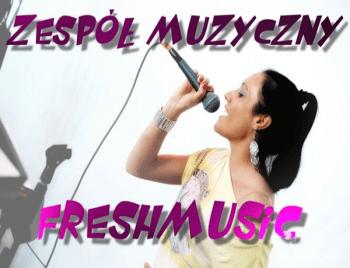 Zespół muzyczny FreshMusic + DJ, Zespoły weselne Lubawka